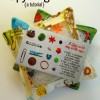 Made by Me Monday – I Spy Bag {a tutorial}